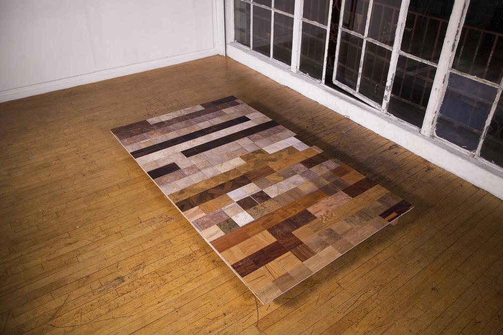Sample Floor  2014  San Francisco
