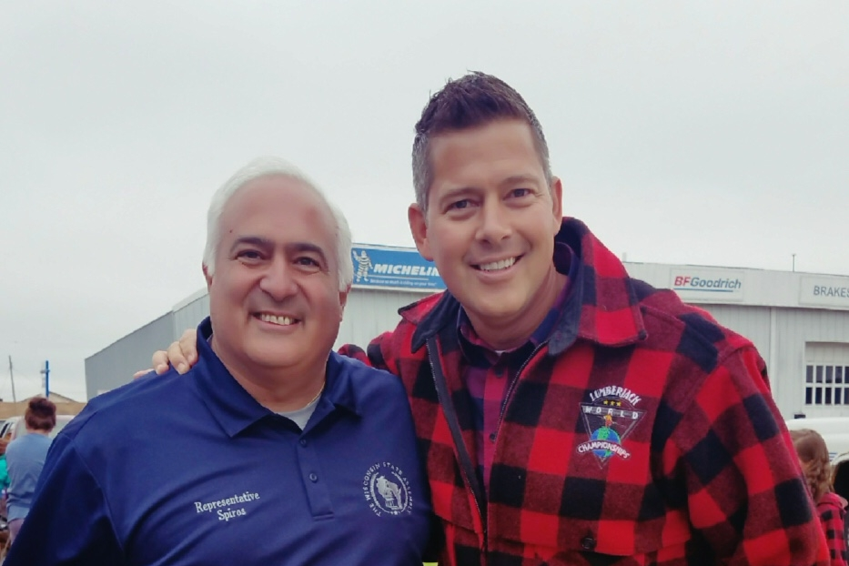 Proudly Endorsed By Congressman Sean Duffy