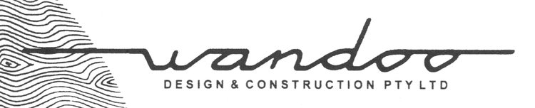 WANDOO DESIGN & CONSTRUCTION PTY. LTD.