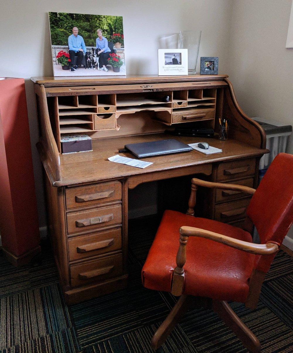 Musselman's Desk