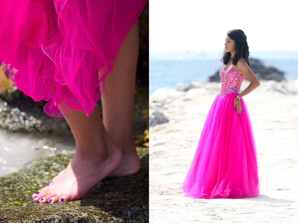 Lovely Fun | Miami Beach Quinceanera Session | Nicole Wallace Photography
