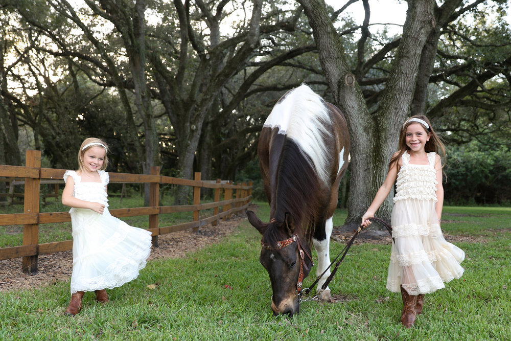 Rustic Bohemian Kids Session | Nicole Wallace Photography