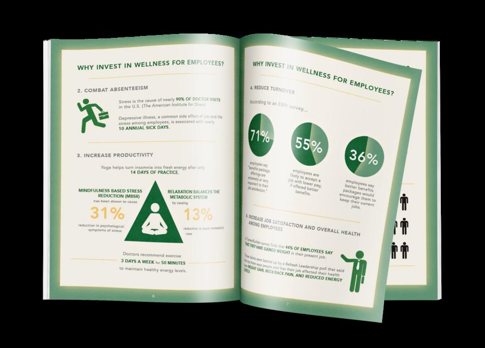 Corporate Wellness Deck