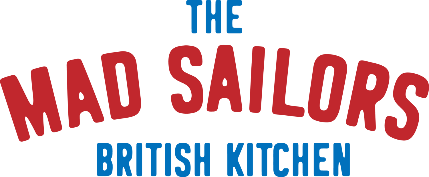 The Mad Sailors British Kitchen | Fish & Chips | Halal Cafe