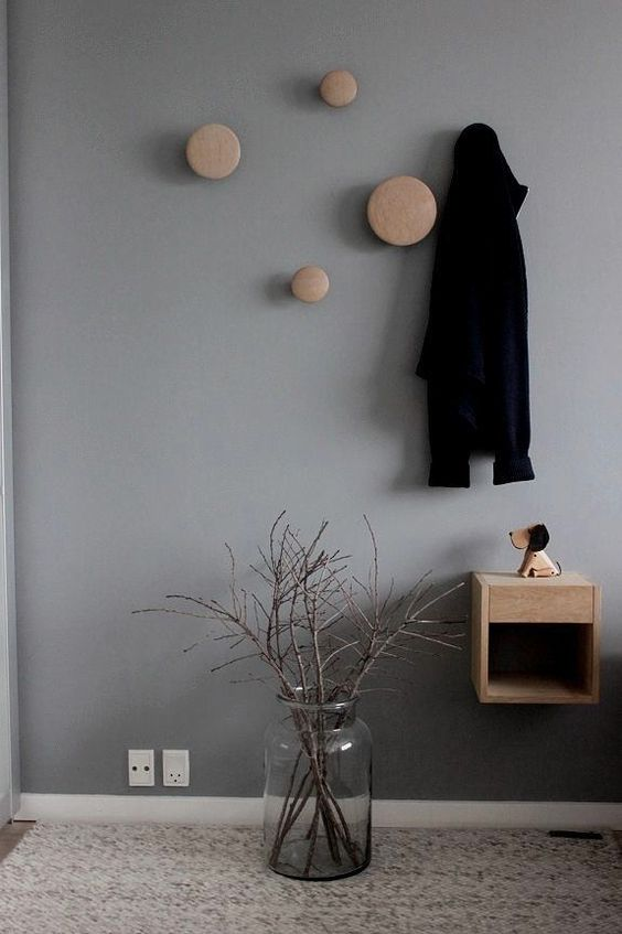 Love the simplicity of this space.