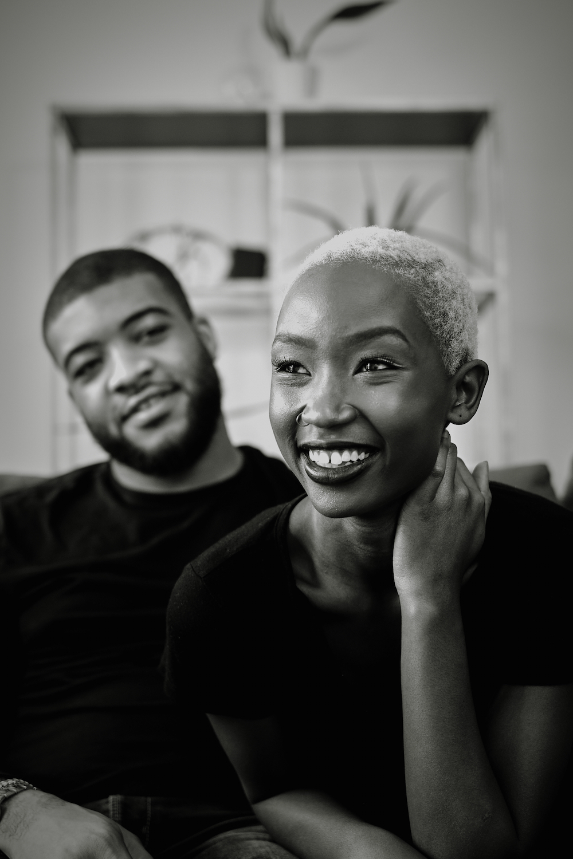 Portraitnoire Black Intimacy, portrait photography