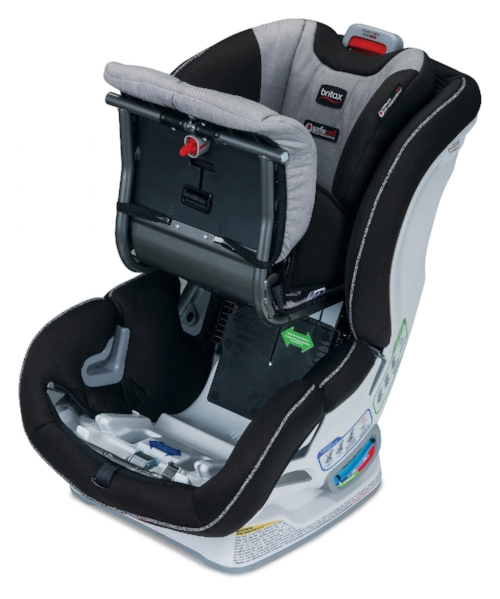 More videos - Click image to view more videos on the Britax Marathon Clicktight.