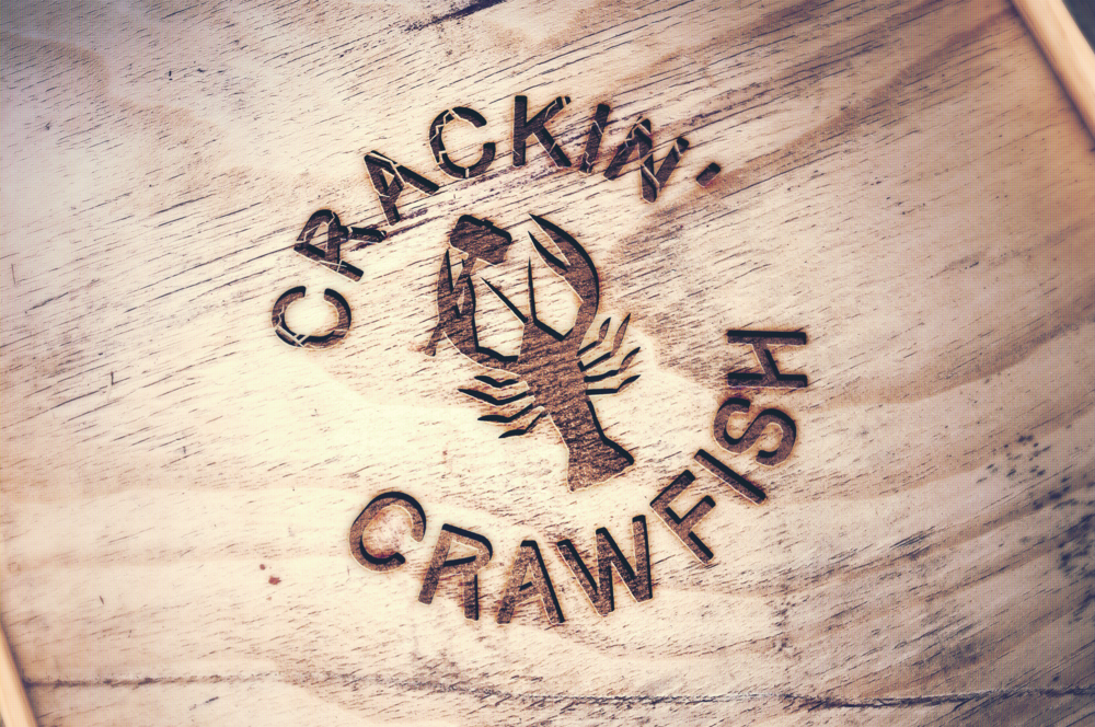 Crackin Crawfish Is A Family Owned Louisiana Style Seafood Restaurant Based In Charlotte North Carolina The Logo As Well Website Were Designed