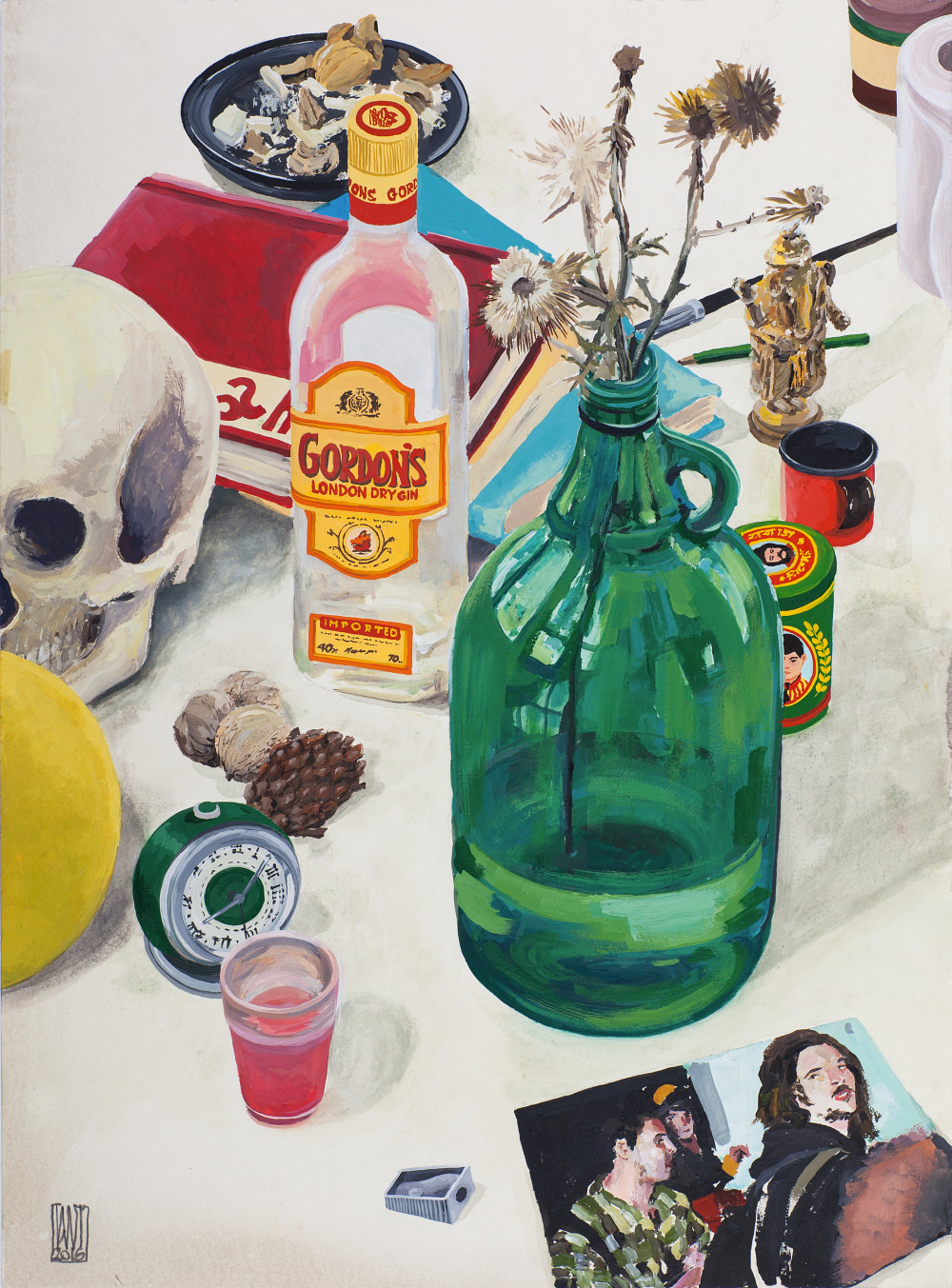 bench-talk-broken-fingaz-Reality-Check.-TANT-ATTACHMENTS-watercolor-and-gouache-on-paper-37x50-cm-2016-Galleria-Varsi-e1483970923422.jpg