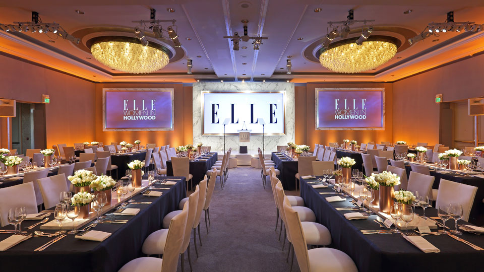 AGENC | ELLE | Women in Hollywood Awards