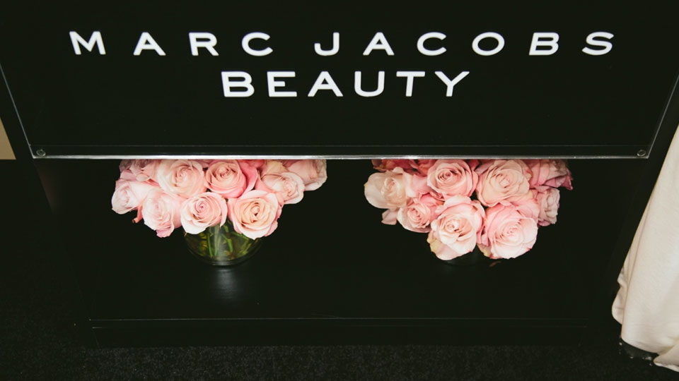 AGENC | Marc Jacobs Beauty | HBO Golden Globes Lounge
