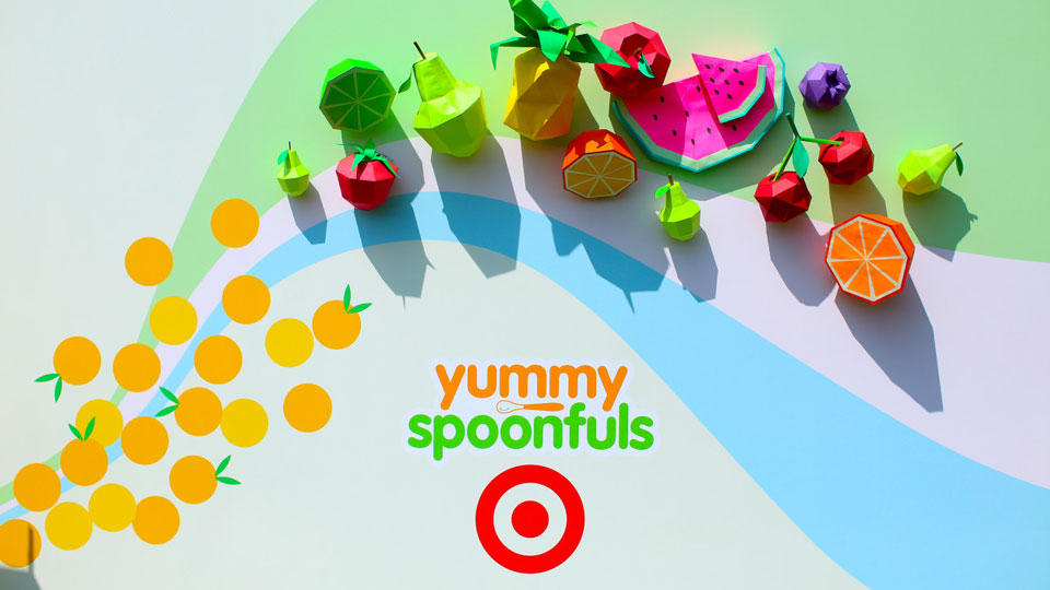 AGENC | Target | Yummy Spoonfuls Product Launch