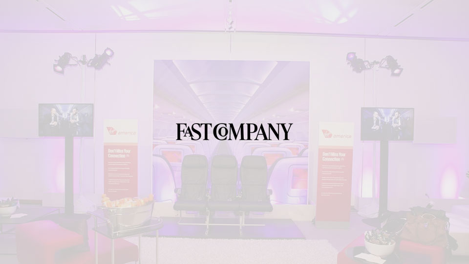 AGENC Client Fast Company