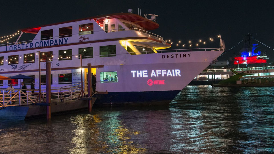 AGENC | Showtime | The Affair Premiere