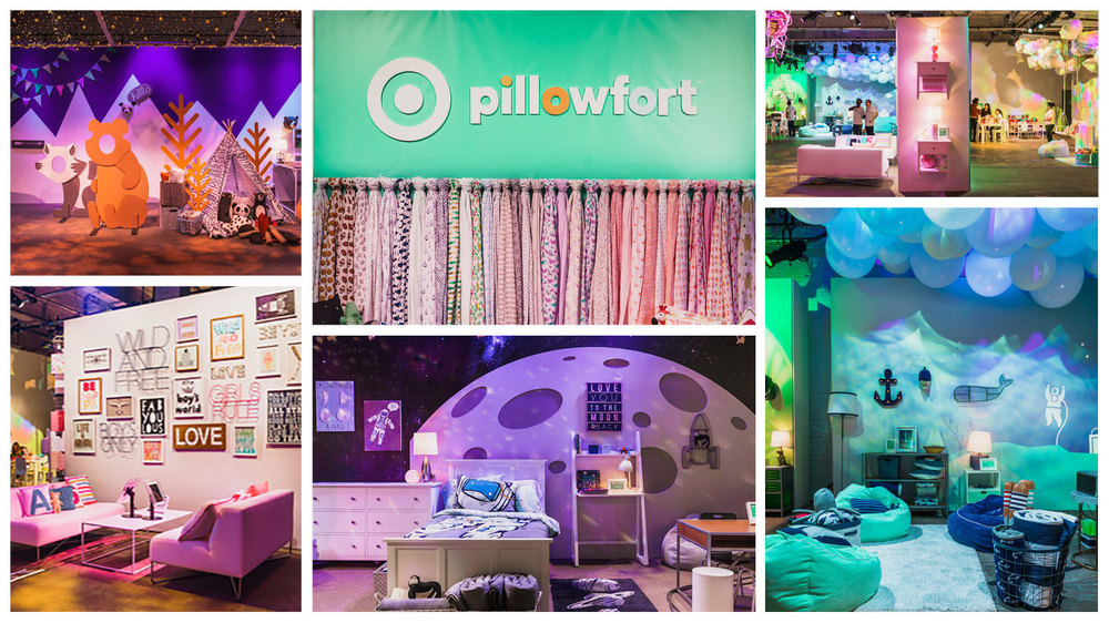AGENC | Target | Pillowfort -  Multi-Day Influencer & Consumer Activation