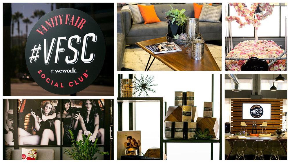 AGENC | Vanity Fair | Emmys Social Club #VFSC