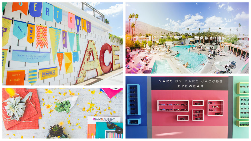 AGENC | Marc Jacobs | Coachella Pop-Up Experience