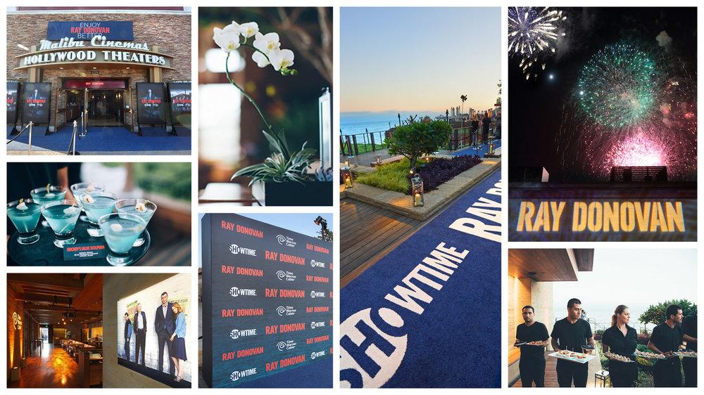 AGENC | Showtime | Ray Donovan Premiere