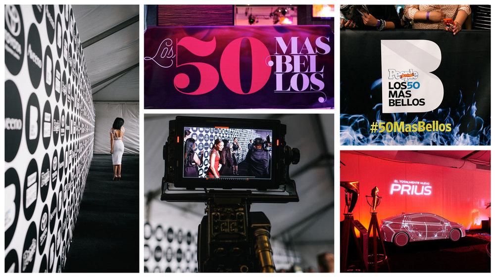 AGENC | People En Espanol | Los 50 Mas Bellos