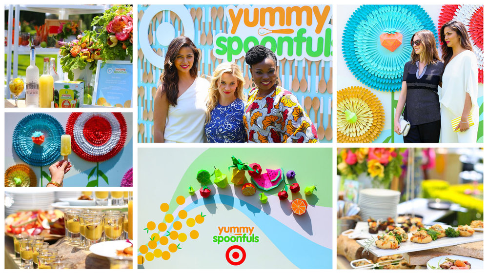 AGENC | Target | Yummy Spoonfuls Product Launch 2016