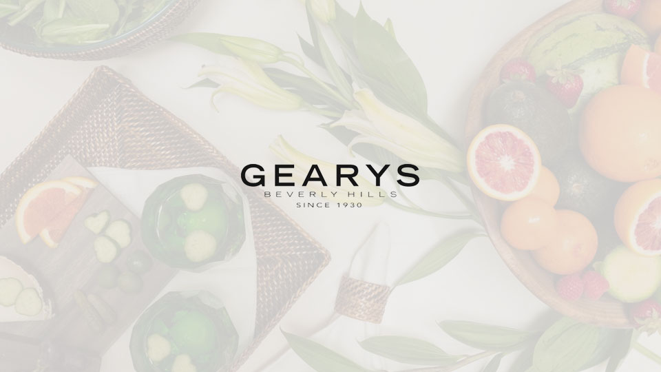AGENC Client GEARYS Beverly Hills