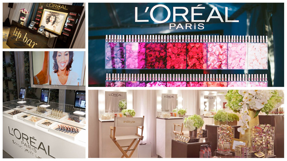 AGENC | L'Oreal | Sponsorship Integrations