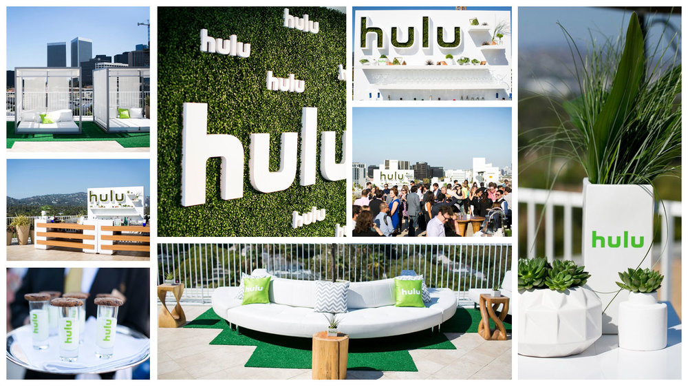 AGENC | HULU | TCA Summer Party