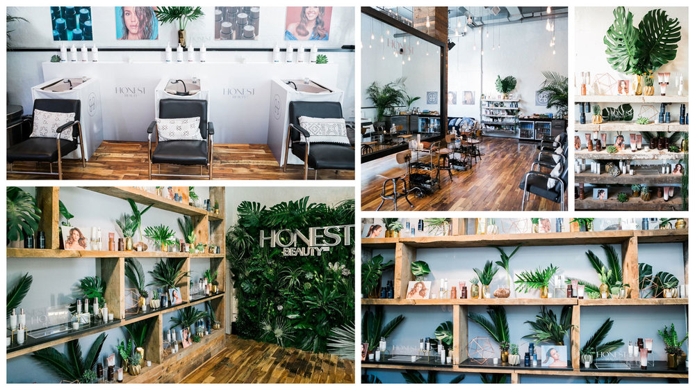 AGENC | The Honest Company | Honest Hair Press Preview