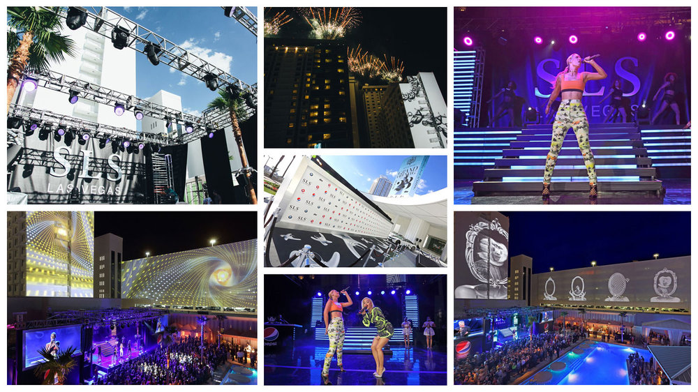 SLS | Grand Luxury Hotel & Casino Opening