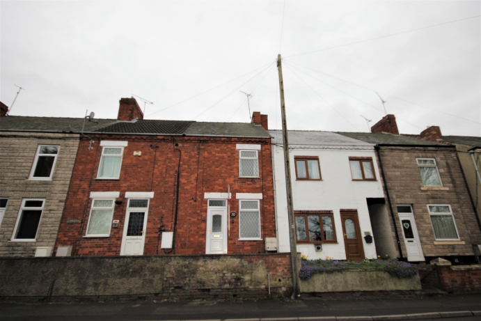 SOLD! APRIL 2017Guide Price £55,000Station Road, Selston, Nottinghamshire, NG16 6FH2 Bedroom terrace - **AUCTION** RENOVATION REQUIRED. Set in a popular village location, this traditional two bedroom terrace property offers two reception rooms, kitchen, first floor family bathroom and rear garden. Within walking distance of local amenities, parks and countryside walks!
