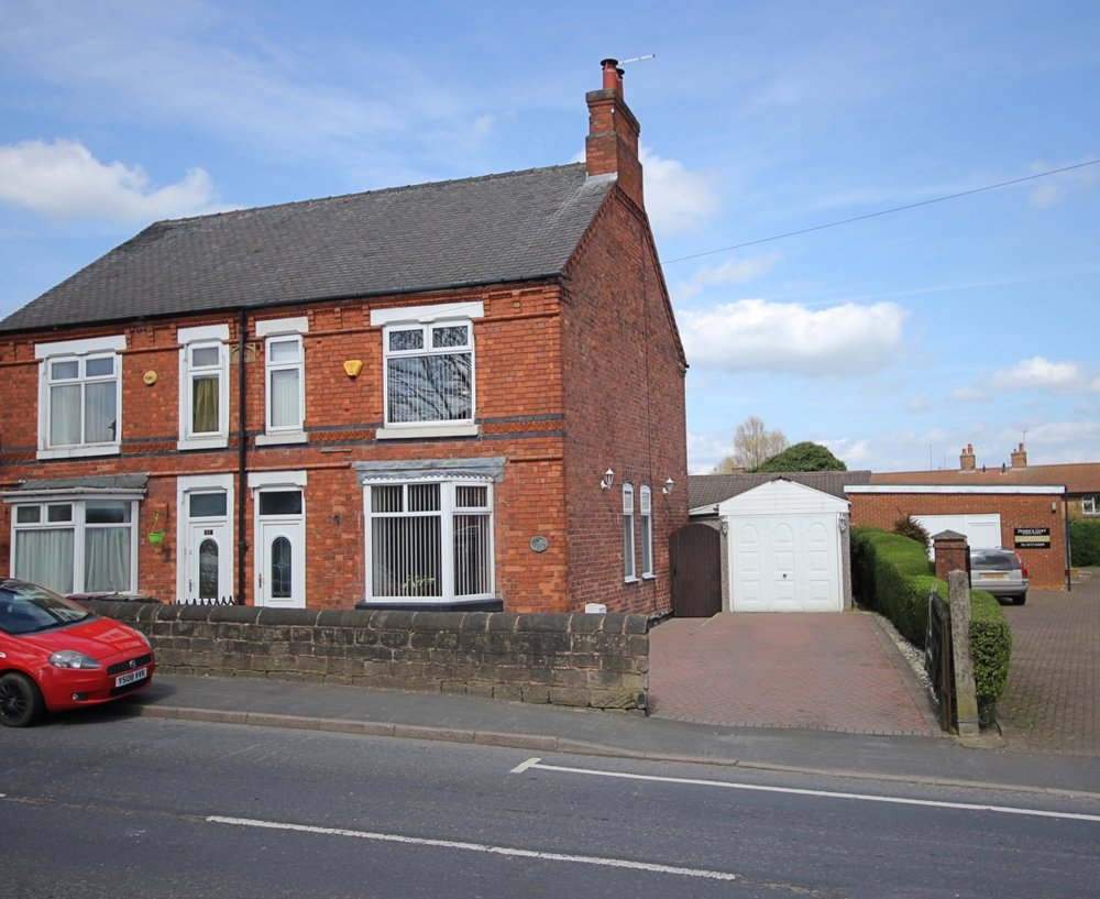 £158,000 Town Street, Pinxton, Nottinghamshire, NG16 6JP3 Bedroom Semi Detached - NO CHAIN. A beautifully finished family home with character features, contemporary décor, modern kitchen, two receptions, large first floor bathroom, plus driveway parking, garage and private rear garden. Full details coming soon.