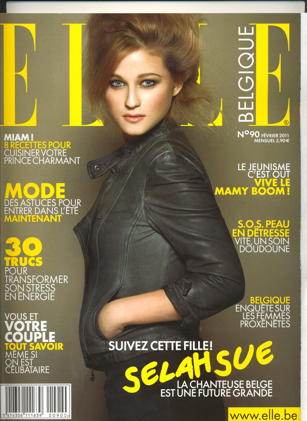 Selah Sue ELLE Magazine
