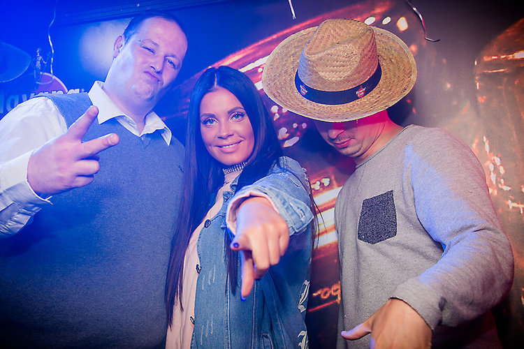 Janine Pink zu Gast in der Jukebox