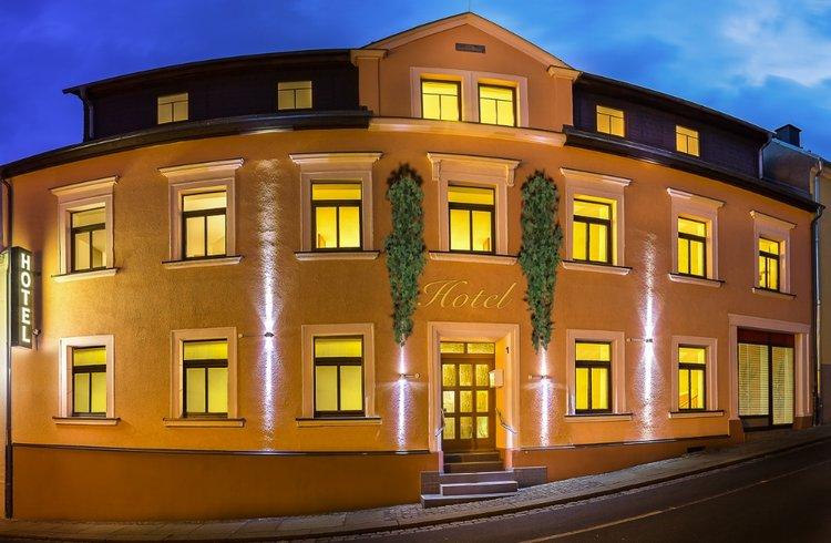 Hotel am Markt in Ehrenfriedersdorf