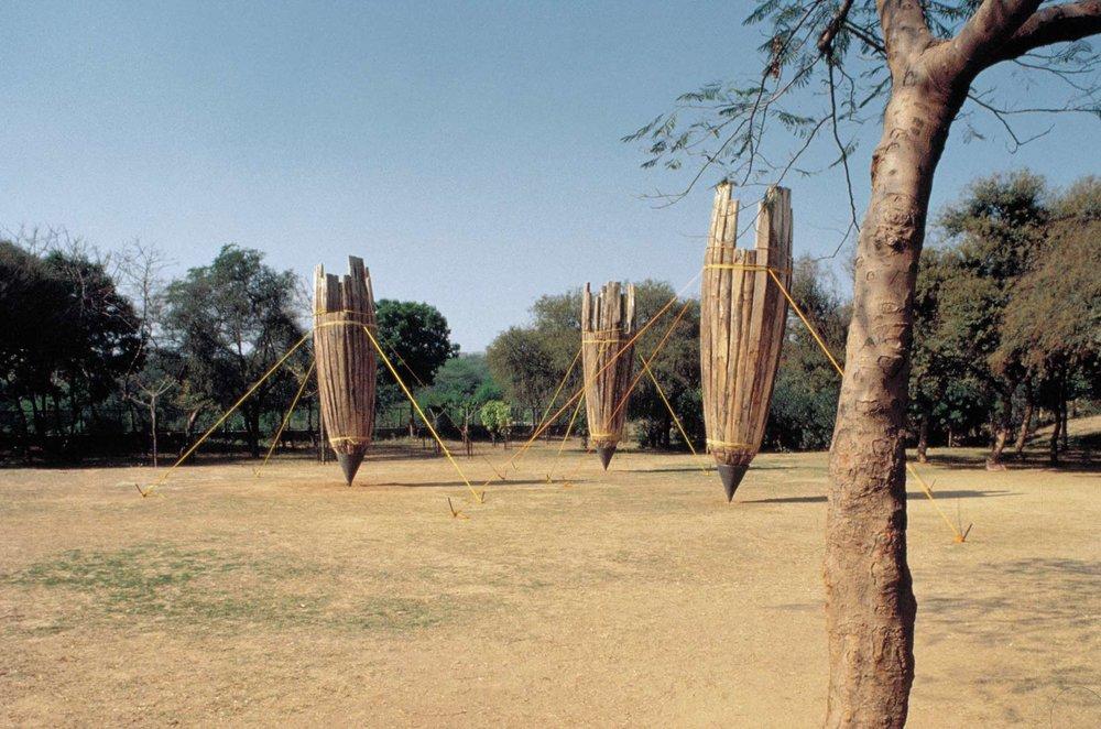 An Indian Decade, Art Today Gallery, Ajanta Gallery, New Delhi, Jamali Kamali Gardens, India -