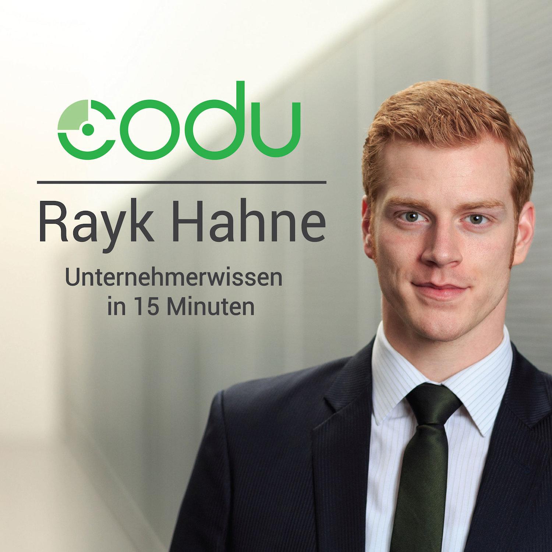 Unternehmerwissen in 15 Minuten - codu Podcast - Mit Rayk Hahne