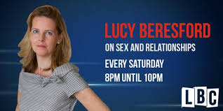 Kate has featured as an Expert Guest on the Lucy Beresford Show