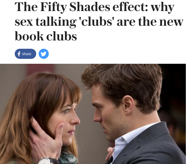 The Fifty Shades Effect