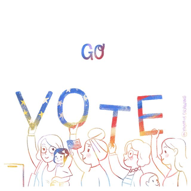 8 states vote in key primary elections today! 🗽 Voters head to the polls in #California , #Montana , #Alabama, #Iowa, #Mississippi, #NewJersey, #NewMexico and #SouthDakota. But there will be more through out the country this summer!  Check your local sources to exercise your right to vote on important issues! 🇺🇸✊✊🏾✊🏻✊🏼✊🏿✊🏽 . . My favorite measure to decline was for prohibiting people to vote on my city's issues. (Swipe) . This is why we need to vote! 🤦🏻‍♀️ . . . .  #vote #govote #rockthevote #registertovote #primaryelection