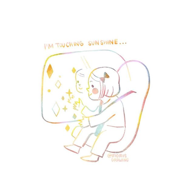 Something I over heard this morning...✨☀️✨ . . . . . #kids #momisdrawing