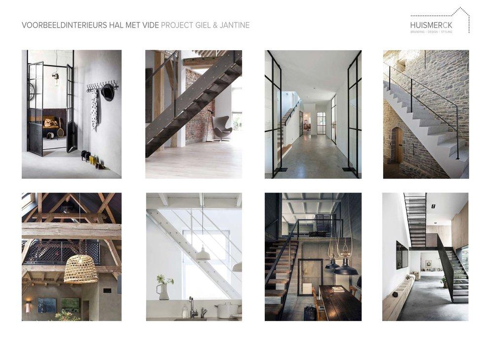Interieurontwerp industrieel buitenleven enschede u huismerck