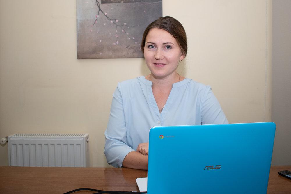 Сукач Катерина Вікторівна - вчитель математики