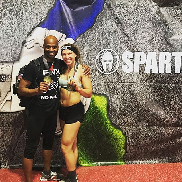 Big shout out to some of our regular athletes who crossed the finish line this past weekend at the Fayetteville Super/Sprint and DC stadium @spartan 👊🏻🙌🏻 we are meeting this week at 6PM Wednesday night @innerpeaks to master grip work and strength training. Want to get on our email distribution? DM us! #squadgoals #spartanrace #ocr #cltfitness #cltfitlife