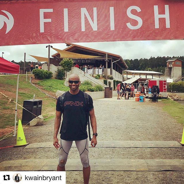 Today's #MCM goes out to this guy! Nice work 👊🏻🙌🏻💪🏻 #Repost @kwainbryant with @get_repost ・・・ On April 21st. I ran a 6mi Trail Race at the @whitewatercenter for Tuck Fest and my average pace was 12:38. Today I ran a 8mi here at the WWC and my average pace was 10:25. My last mile was my second fastest. I think I had a little more in the tank😉 @jen.w.dufresne let's keep working. I'm starting to like this running thing🏃🏽 Looking forward to the June and July Programming🔥S/O @wenooz, the compressions fit perfectly and saved my knees when I took a little spill. Can't forget about @kell_yeah_fitness for the awesome meal prep and @fnx_fit for the best nutritional supplements in the game. Shameless Plug Alert 🚨(use code FNXKB for 15% off) I'm Charging⚡️Let's Go People!  #fnx #fnxambassador  #iLIVE #nowhey #catalystforchange  #fit  #fitfam  #fitnessjourney  #fitnessmotivation  #fitness  #workout  #workoutmotivation  #motivation  #determination  #instafit #instagood #spartan  #spartanup  #spartantraining  #crossfit  #49andcounting  #slowgrind  #charging #wenooz #achievemore  #mastersathlete  #youarenotdoneyet  #thebestisyettocome