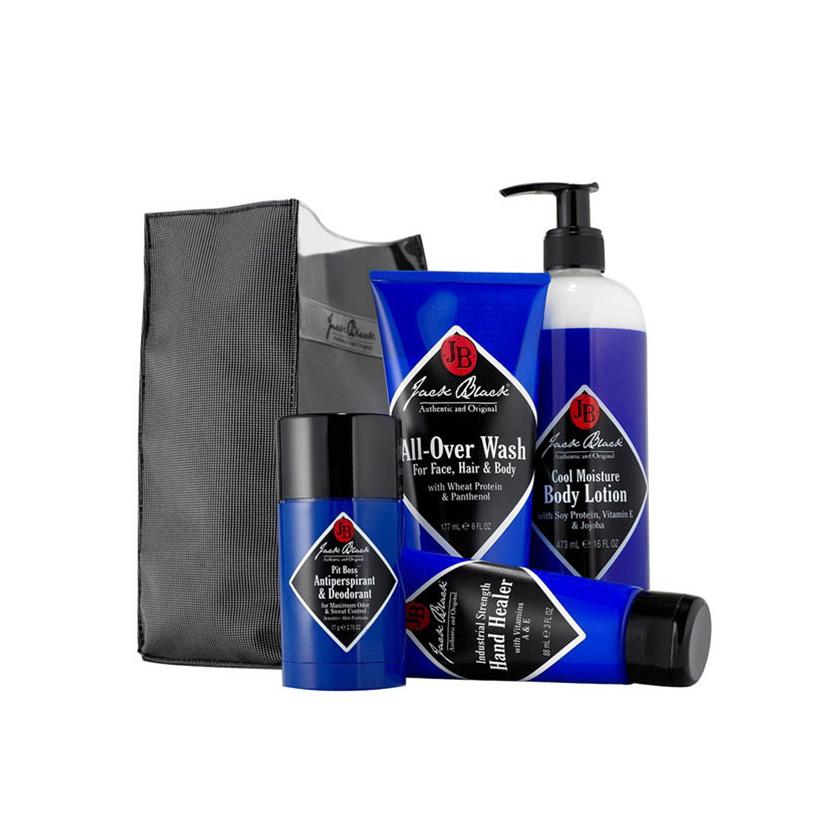 Skin & Bodycare Basics | Jack Black