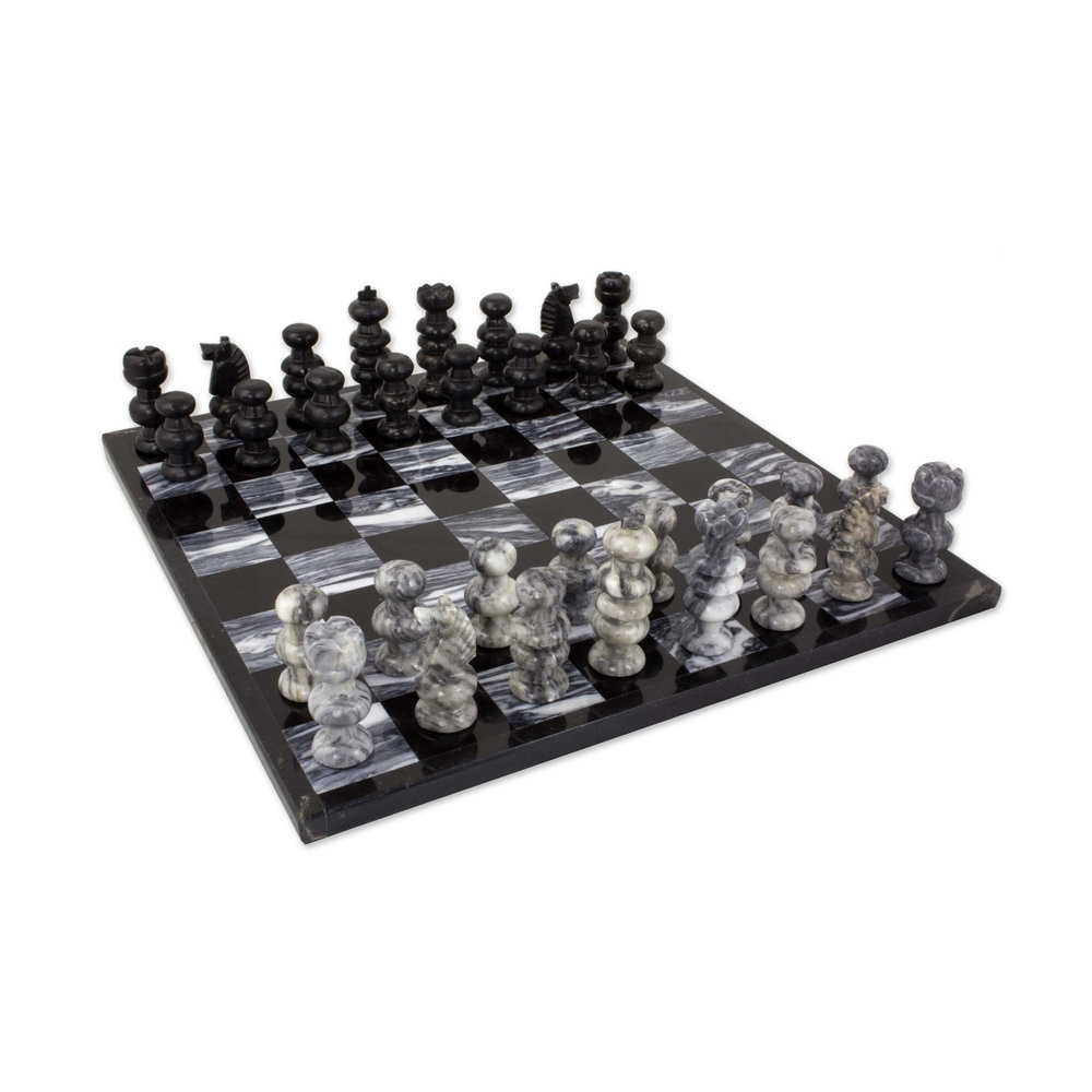 Marble Chess Set | Novica