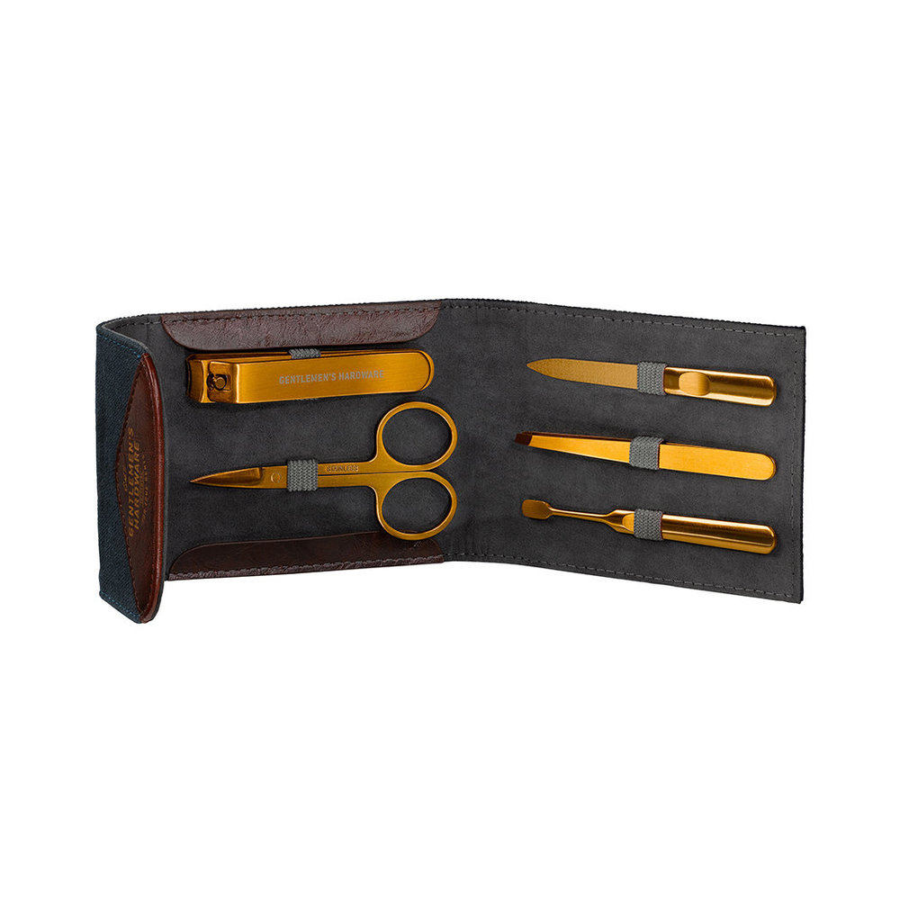 Manicure Kit | Gentleman's Hardware