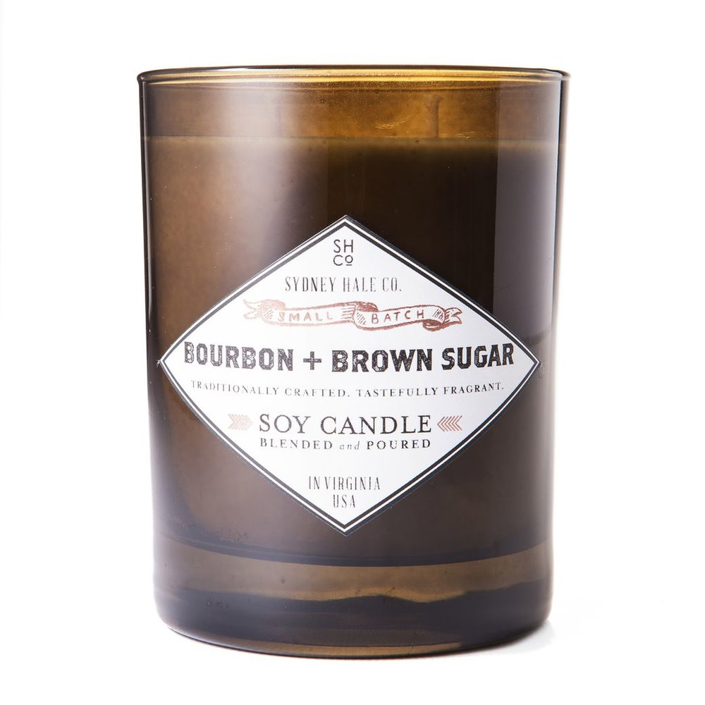 Bourbon & Brown Sugar Candle | Sydney Hale