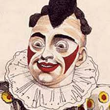 Joseph Grimaldi, Clown (really!)