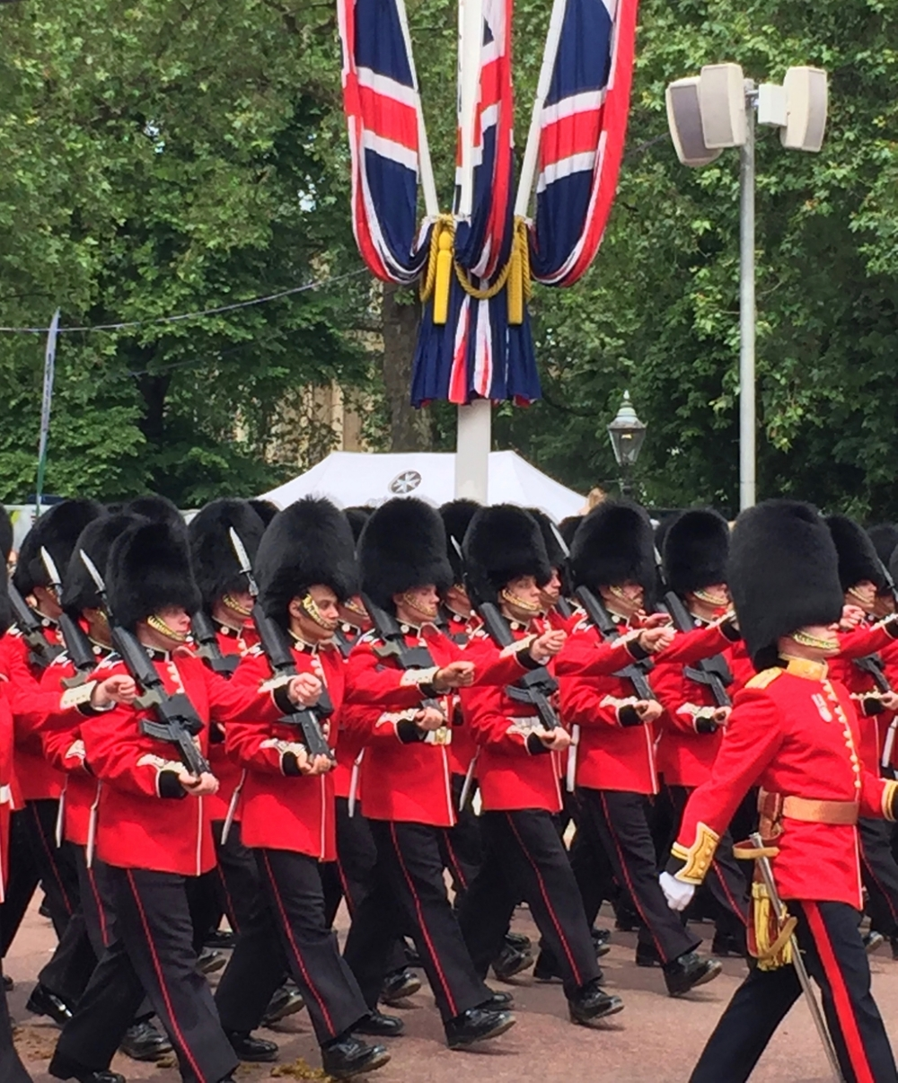 Trooping Of Colour 2016